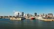 Montréal, le port