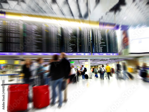 Fototapete Flughafen - Flugplatz - Poster - Aufkleber