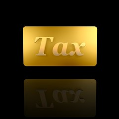 golden tax card
