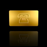 golden phone card