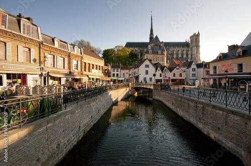 Le Quartier Saint-Leu, à Amiens - 16498926