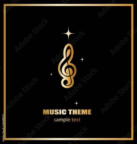 music theme background card invitation template stock image and royalty free vector files. Black Bedroom Furniture Sets. Home Design Ideas