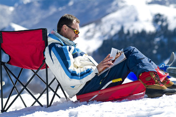 Sciare sport invernale