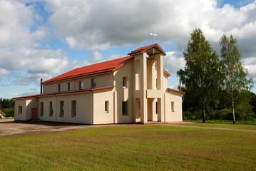 Rekava Church, Latvia