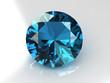 Elegant topaz gemstone - 3D - 16519114