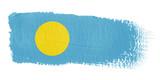 bandiera Palau poster