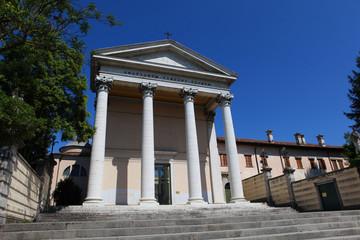 Il santuario della Beata Vergine delle Grazie di Udine