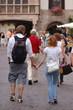 Mano nella mano a Innsbruck - Innsbruck - Austria