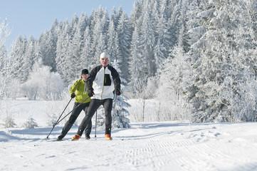 Trendsport im Winter - Skaten