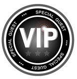 VIP special guest poster