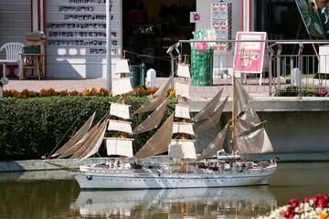 Minimundus - Klagenfurt - Austria - the boat 03