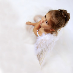 Petit ange.