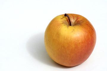 Pomme détourée