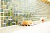 Fototapety Im Badezimmer – Seife auf Schale