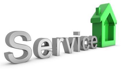 Service metal Casita