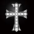 ダイヤモンドの十字架 diamond cross