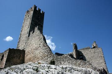 Il castello di Drena 15