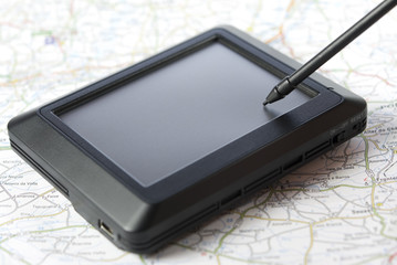 Global positioning system device