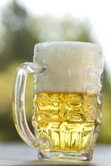 Beer in mug 2
