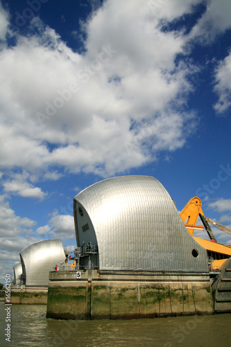 Thames Barrier - 16562150