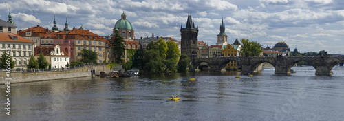 panorama charles bridge
