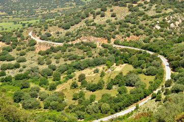 chemin de fer Corse