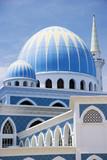 Sultan Ahmad I Mosque, Malaysia poster