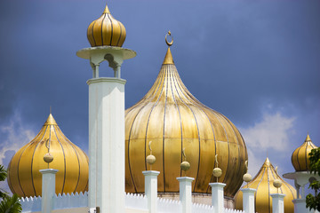 Sultan Ahmad Shah Mosque, Malaysia