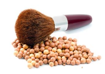 brush powder