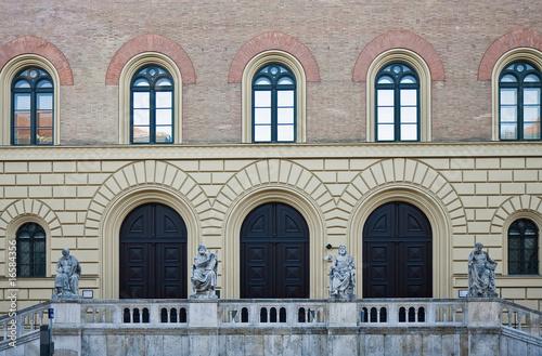 bayerische staatsbibliothek, münchen