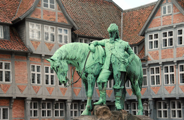 Reiterdenkmal Wolfenbüttel