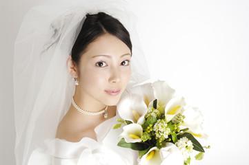 花嫁ポートレート