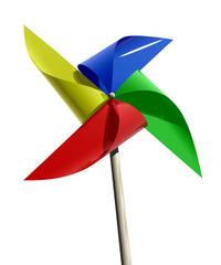 éolienne plastique