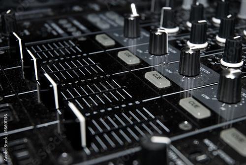 Leinwanddruck Bild Mixer