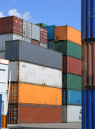 Containerstapel