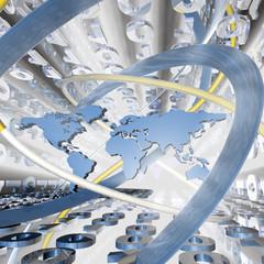 digitale, globalizzazione
