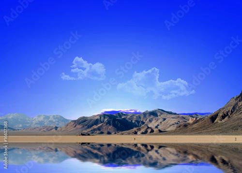 Leinwanddruck Bild Landscape