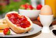 frühstück - gesunder start in den tag!