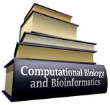 Education books - Computational Biology and Bioinformatics poster