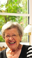 Seniorin zu Hause XI