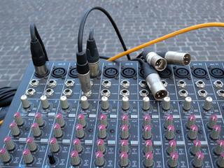 audio-mixer