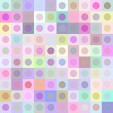 Fototapety Retro vector multicolored circle pattern