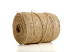 Spool or Natural twine poster