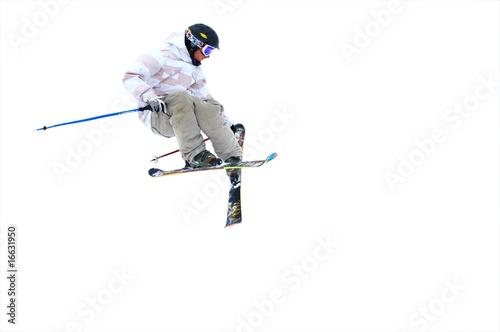 Skier - 16631950