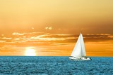 sail yacht poster