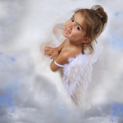 Petite angelle...