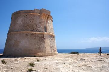 Torre de sa Punta Prima Formentera Ibiza