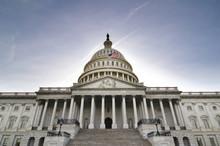 "Постер, картина, фотообои ""United States Capitol Building"""