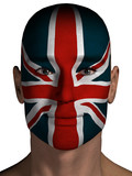 Great Britain - man poster