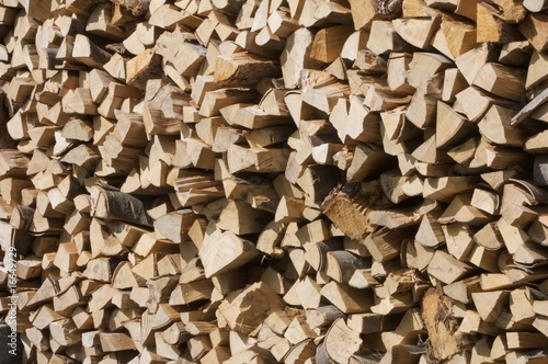 wand aus holzscheiten brennholz von dola710 lizenzfreies foto 16649729 auf. Black Bedroom Furniture Sets. Home Design Ideas